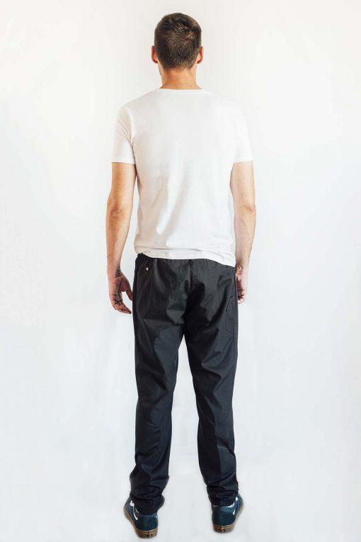 Pantalón cocina unisex negro
