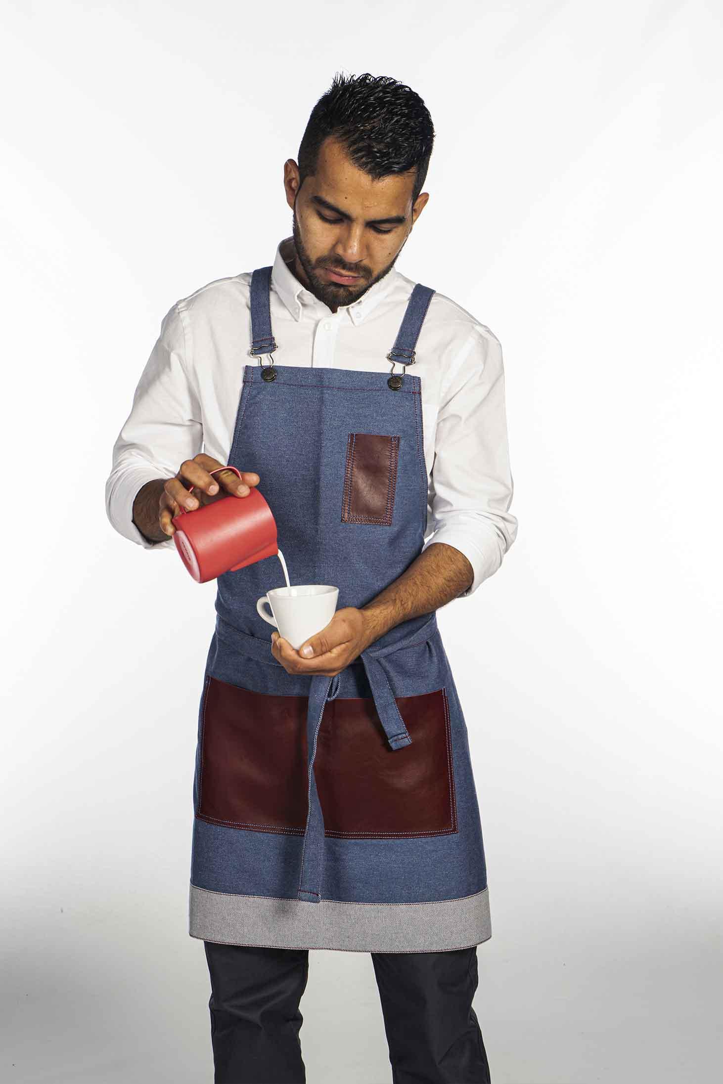 uniformes sector barista