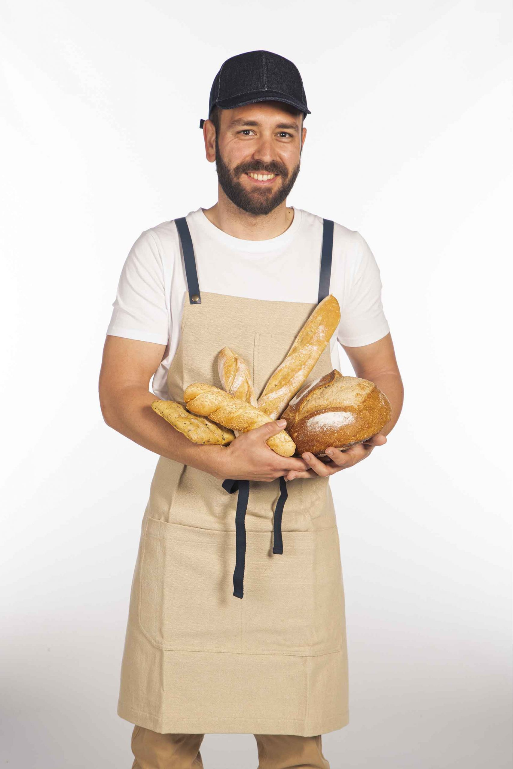 uniformes sector panaderia