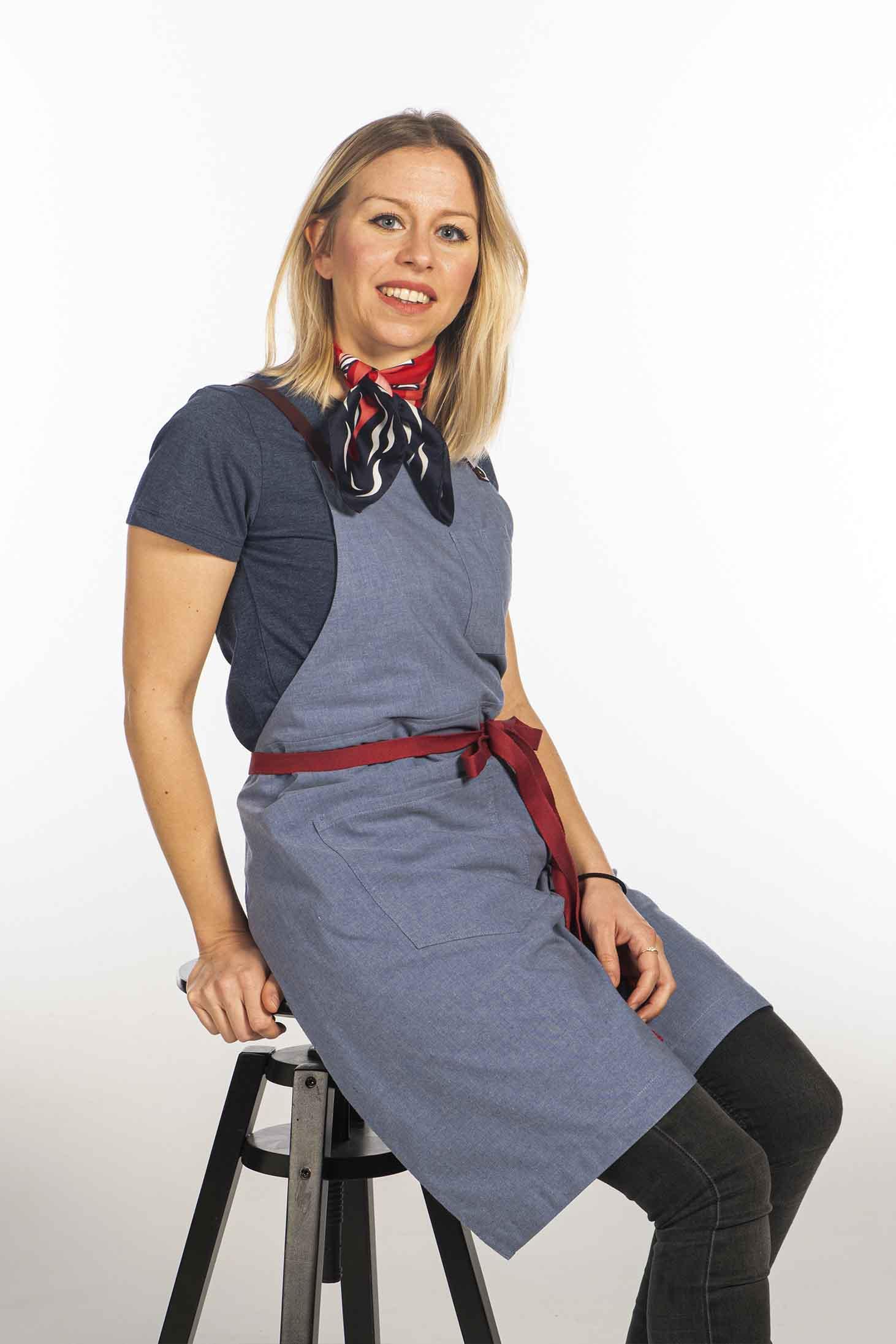 uniformes sector tiendas